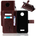 Shockproof Wallet Leather Pouch Stand Case For Motorola MOTO G4 G5 Plus X Play
