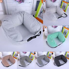 Portable Removable Neck Travel Pillow for Car Train Office Outdoor Camping image