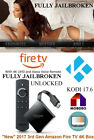 UNLOCK AMAZON Fever TV BOX 3RD GEN 4K ULTRA HD LATEST KODI 17.6 STICK W/ LIVE TV