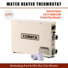 5.5/11/15KW 220V Swimming Pool & SPA Hot Tub Tense Water Heater Thermostat