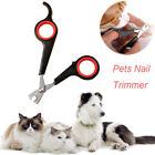 pet shears for dogs - Pet Claw Nail Clippers Trimmers Scissors Shears For Dog Cat Rabbit Bird Guinea