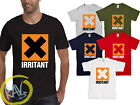 Mens IRRITANT Funny T Shirt Birthday Gift for Dad Him Fathers Day S - 2XL