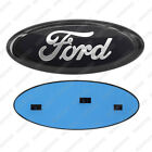 2004 2014 FORD F 150 BLUE OVAL FRONT GRILLE OR REAR TAILGATE 9 7 INCH EMBLEM