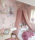 Princess Baby Mosquito Net Bed Kids Canopy Bedcover Curtain Bedding Dome Tent W image