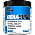 Evlution Nutrition BCAA5000 Powder | Muscle Endurance & Recovery Amino Acids