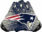 New England Patriots Gloves Sticker Vinyl Decal / Sticker 5 sizes!! on eBay
