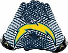 Los Angeles Chargers  Gloves Sticker Vinyl Decal / Sticker 10 sizes!! $2.99 USD on eBay