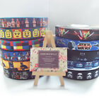 "Per Metre LEGO / Star Wars  Grosgrain ribbon 7/8"" 22mm Party Cake/ Hair Bows £0.99 GBP on eBay"