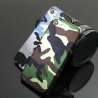 Cool Army Camo Camouflage Soft TPU Phone Case Cover For iPhone X 6s 6 7 8 Plus