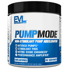 Evlution Nutrition Pump Mode Nitric Oxide Booster Intense Pumps Stimulant Free