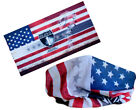 AWESOME 4TH OF JULY American Flag Stripes And Stars Scarf For Sports Bandana HOT