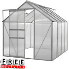 Greenhouse Kit Portable Walk In Polycarbonate Panel Plant Portable Garden New
