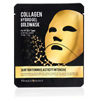 acemannan hydrogel - Masqueology Gold Collagen Hydro-Gel Mask