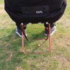 Portable Folding Fishing Chair with Bag Picnic Camping Backpack Outdoor Chairs Y
