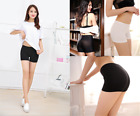 Women's Ladies Dancing Sport Shorts Spandex Elastic Pants Safety Underwear