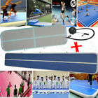 Airtrack Air Track Floor Home Inflatable Gymnastics Tumbling Mat GYM 3MX1MX0.1M