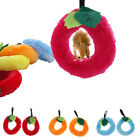 2pcs Leaf Rings Hanging Swing Cage Toys for Mouse Parrot Bird Hamster Best Gift