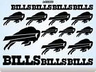 BUFFALO BILLS Stickers Decals American Football Team Sports Super Bowl 70H on eBay