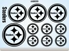 PITTSBURGH STEELERS Stickers Decals American Football Sports Team Super Bowl 70X on eBay