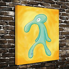 Bold and Brash Spongebob Gallery Art Canvas HD Print  Poster Oil Painting