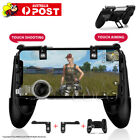 For PUBG Controller Mobile Game Shooter Trigger Fire V6.0 L1R1 Button + Game Pad