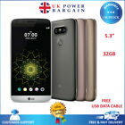 Lg G5 H830 32gb Gold Grey Silver Unlocked Sim Free Android Smartphone Uk Seller