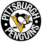 Pittsburgh Penguins Circle logo Vinyl Decal / Sticker 5 Sizes!!! $2.99 USD on eBay