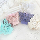 10pcs Paperboard Butterfly Gift Bag Candy Box Garden Wedding Party Favors Boxes