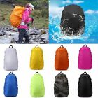 US Waterproof Dust Rain Bags Cover Travel Hiking Backpack Outdoor Rucksack Bags