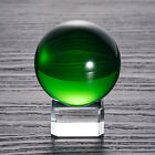 9 Colors Crystal Ball 60mm Photo Photography Glass Prop Paperweight Decor Gift