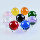 9 Colors Crystal Ball 60mm Photo Photography Glass Prop Paperweight Decor Gift $8.27 USD on eBay
