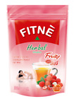 Fitne Herbal Infusion Teabags Fast Weight Loss Slim Diet Laxative Fruity Favored