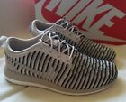NIKE ROSHE TWO FLYKNIT WOMEN'S TRAINERS SNEAKERS 844929 200 UK 5 & 7 - RRP £105