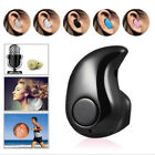 Wireless Bluetooth Headphone Invisible Headset Earphone for iphone Samsung ec