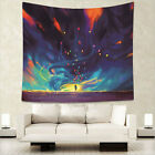 3D Printing Decoration Tapestry Beach Towel Fantasy Tapestry Home Decorative