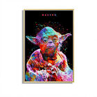 Star Wars Movie Character Paintings HD Prints Abstract Poster Wall Canvas ArtXM