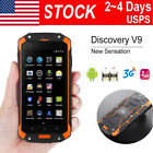 "Rugged 3G Android Smartphone Land V9 Rover Dual Core 4.5""Outdoor Cell Phone 8MP"