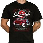 Packard Automobile T-Shirt - NEW Gildan 100% Cotton T-Shirt - FREE SHIPPING image