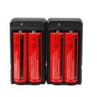 Lot Ultrafire 3000mAh 3.7V Li-ion 18650 Rechargeable Batteries Battery for Torch
