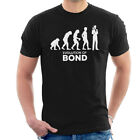 Evolution Of James Bond Men's T-Shirt $28.66 AUD on eBay