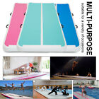 Inflatable Gym Airtrack Air Track Tumbling Floor Home Gymnastics GYM 6 Color Mat image