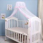 Baby Mosquito Net Romantic Breathable Baby Dome Bed Canopy Netting image