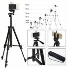 Professional Portable Aluminium Camera Tripod Stand for DSLR Camera Cell Phone  <br/> Flexible Model,Carry Bag included,Universal and Pro
