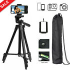 professional camera tripod phone stand for iphone samsung cell phone canon bag