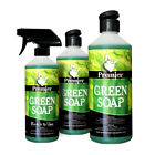 Tattoo Green Soap, Cleaning & Hygiene - Studio Supplies 500ml & 1000ml