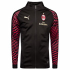 Puma AC Milan Training Stadium Jacket 2018/19 - Black - Mens