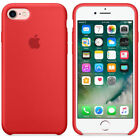 Genuine Hard Silicone Phone Case Cover For Apple iPhone 8/7/6s + X/XR/XS MAX