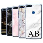 Personalised Custom Marble Phone Case for Huawei Y7/Prime/Pro (2018)/Cover