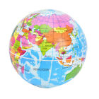 Stress Relief Vent Ball World Map Squeeze Hand Wrist Exercise Geograpy Learnirm