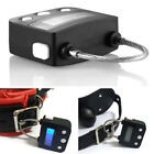 Electronic Bondage Time Lock For Ankle Handcuffs Mouth Gag 2 Color USB Recharge